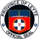 Official seal of Province of Leyte