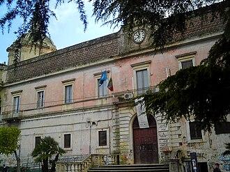 """Altamura - The classical lyceum """"Cagnazzi"""""""