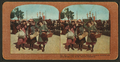 Light hearts and heavy burdens leaving the long bread line at St. Mary's Cathedral, from Robert N. Dennis collection of stereoscopic views 2.png