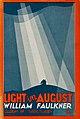 Light in August (1932 dust jacket cover).jpg