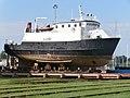 Liisi at the Noblessner Shipyard in Tallinn 11 September 2013.JPG