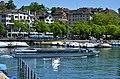 Limmatschiff 'Regula' der Zürichsee-Schifffahrtsgesellschaft - Hechtplatz - Limmatquai - Stadthausquai 2014-05-23 13-46-49.JPG