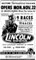 Lincoln Downs advertisement.png