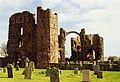 Lindisfarne Priory, Holy Island - geograph.org.uk - 344618.jpg