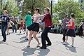Lindy Hop at Washington, DC's DuPont Circle.jpg
