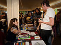 Lined up for Kate Beaton signing, Stumptown Comics Fest.jpg