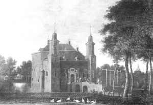 Linschoten (village) - Castle Linschoten