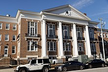 Linvile Dining Hall at Coker College, Hartsville, SC, US.jpg