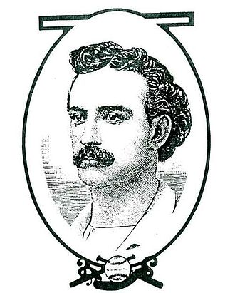 Cincinnati Reds (1876–80) - Lip Pike