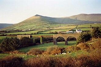 Tralee and Dingle Light Railway - Lispole viaduct