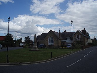 Liss - Image: Liss Triangle Community Centre