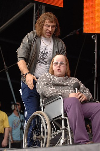 Little Britain - Lou Todd and Andy Pipkin, recurring characters in the series