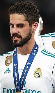 Isco Spanish footballer