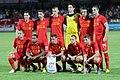 Liverpool FC team v FC Gomel.jpg