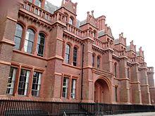 Liverpool Hope University, Salisbury Street.jpg