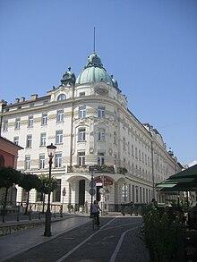 Ljubljana, moje mesto
