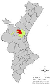 Localització de Llíria respecte del País Valencià.png
