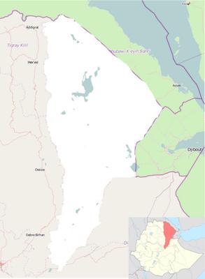 TemplateLocation map Ethiopia Afar Region Wikipedia