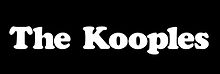 Description de l'image Logo The Kooples.jpg.