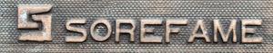 Sorefame - Image: Logotipo SOREFAME
