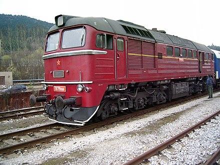 m62型柴油机车图片