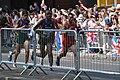 London 2012 The Mens Olympic Marathon (7773668504).jpg
