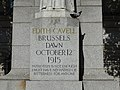 London Edith Cavell Memorial 01.jpg
