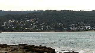 Another view of Lorne