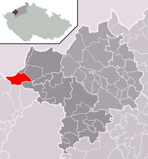 Loučná pod Klínovcem - Image: Loucna pod Klinovcem CV CZ