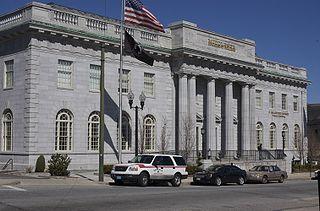 F. Bradford Morse Federal Building United States historic place