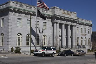 Middlesex Community College (Massachusetts) - Image: Lowell MA Post Office Kearney Sq