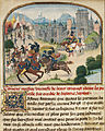Loyset Liédet (Flemish, active about 1448 - 1478) - The Abduction of Ydoire - Google Art Project.jpg