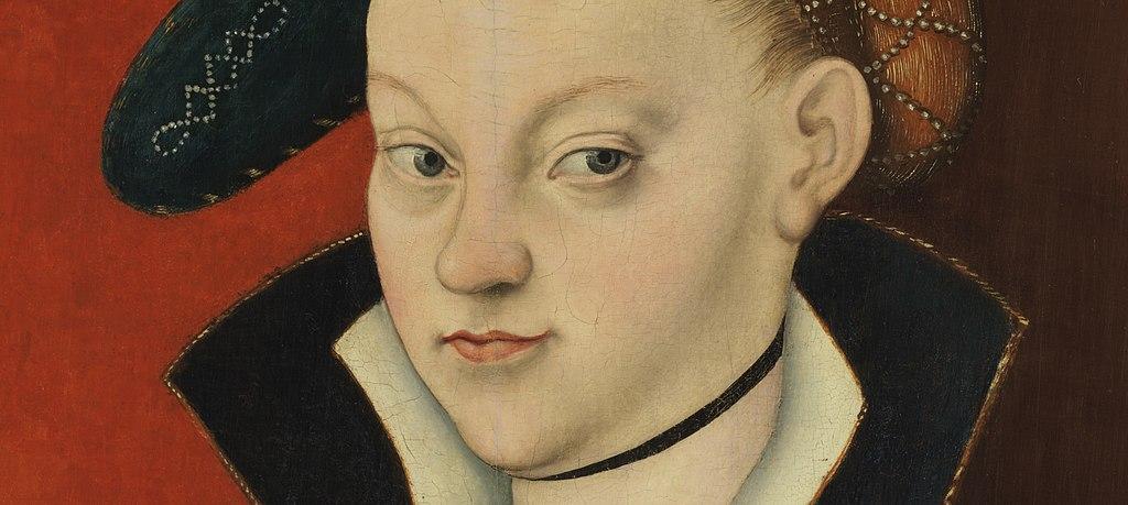 Почему женщины на портретах Кранаха страдают трисомией по хромосоме 21?