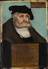 Friedrich III (1463–1525), the Wise, Elector of Saxony