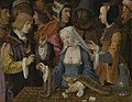 Lucas van Leyden - The fortune teller.jpg