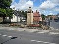 Ludgershall, The War Memorial - geograph.org.uk - 1405551.jpg