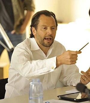 Luigi Zingales - Image: Luigi Zingales 2012