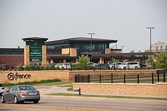 Lunds & Byerlys - Image: Lunds & Byerlys, Edina, MN Aug 2018