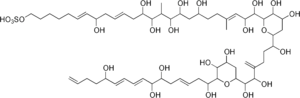 Luteophanol - Chemical structure of luteophanol A