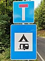 Luxembourg road signs E, 14 & F,12.jpg