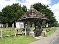 Lych Gate at Church of St Peter - geograph.org.uk - 499884.jpg