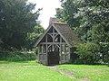 Lych gate to St Nicholas Church, Pluckley - geograph.org.uk - 1426369.jpg