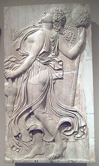 Callimachus (sculptor) - Maenad
