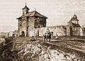 Mănăstirea Zamca – desen de Rudolf Bernt (1844-1914)..jpg