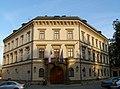 Měšťanský dům (Malá Strana), Praha 1, U Sovových mlýnů 4, Malá Strana - Lichtenštejnský palác.JPG