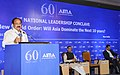 M. Venkaiah Naidu addressing at the AIMA's 3rd National Leadership Conclave on the theme 'New World Order Will Asia Dominate the Next 10 years', in New Delhi.jpg