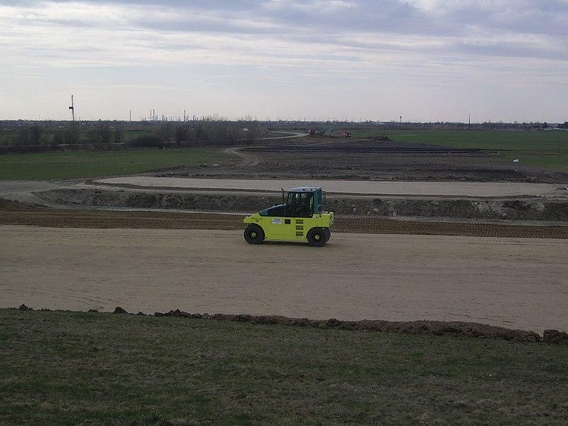 File:M43 építés alatt Algyő 2009 március.JPG