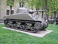 M4A2 Sherman, Kyiv.JPG