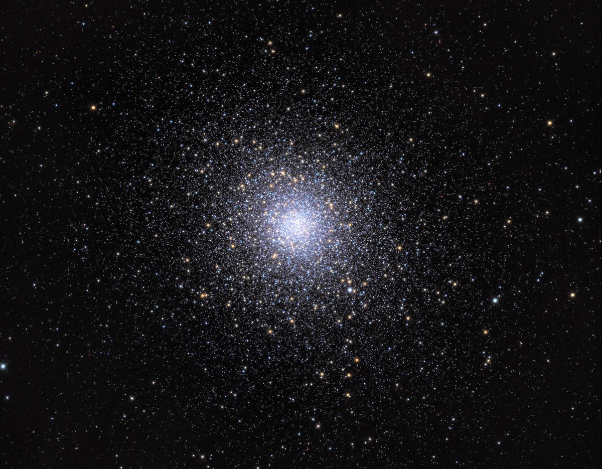 Aufnahme mit dem 81-cm-Spiegelteleskop des Mount-Lemmon-Observatoriums