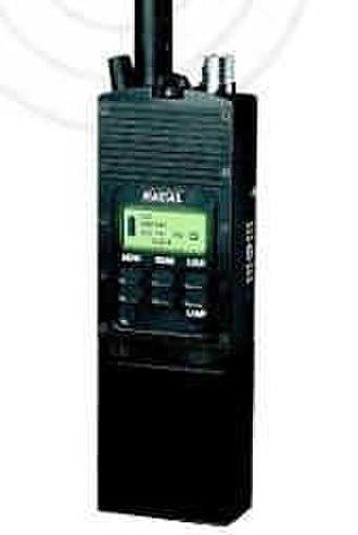 AN/PRC-148 - MBITR Radio